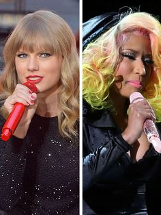 Taylor Swift, Nicki Minaj and Linkin Park to Perform at #AMAs ...Actually,TaySwift is my fave :p