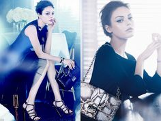 Mila Kunis for Dior 2012!