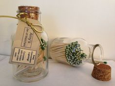 Items similar to Perfect hello gift. Jar of Matches with hidden striker. on Etsy Match Of The Day, Go Shopping, Hostess Gifts, Little Gifts, House Warming, Place Card Holders, Jar, Diy Crafts, My Love