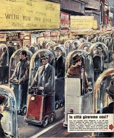 The retrofuture Segway. And it's every bit as silly.