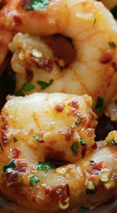 Chili Garlic Shrimp