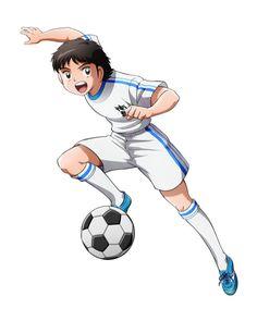 Captain Tsubasa 2018 first trailer Captain Tsubasa, Teen Series, Equipement Football, Manga Artist, Old Cartoons, Baymax, Anime Characters, Fictional Characters, Manga Comics