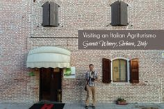 Visiting an Italian Agriturismo | http://www.everintransit.com/italian-agriturismo/    #Italy