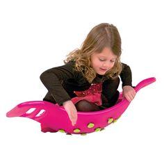 Planche d'équilibre teeter popper rose pour enfant de 3 ans à 7 ans - Oxybul éveil et jeux