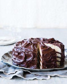 Very Vanilla Cake wi