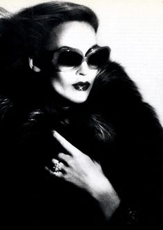 Jerry Hall by Richard Dormer, 1979. #AllAccessKors