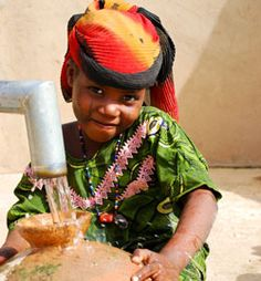 Villages in Niger that no longer need to wish for clean water wells