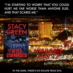 The latest from bestselling suspense author Stacy Green.