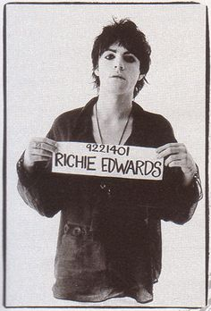 Richey James Edwards