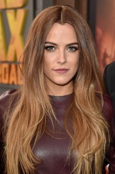 Riley Keough is hair goals AF