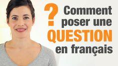Comment poser une question au registre standard, formel ou familier. #grammaire #phrase_interrogative