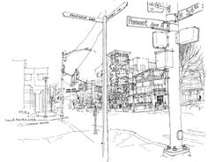 City - Seeing.Thinking.Drawing