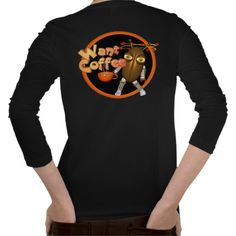 Want Coffee on 100+ products by Valxart Shirts of many styles and colors