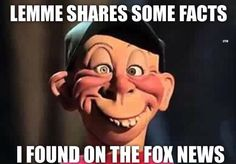 "Really not funny! FAUX news has contributed to the ""dumbing down"" of America!:"