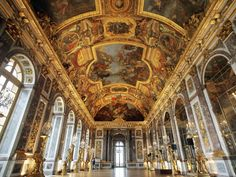 Maybe they should list it on AirBnB? Due to lack of funding, the Palace of Versailles might… http://theprov.in/1TQ4ozW via Twitter @AlistairReign & AlistairReignBlog.com