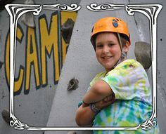 The Camp Canadensis Outdoor Adventure area has 5 high ropes elements, a climbing boulder, low ropes course, and huge zip line that swings over one of our pools!