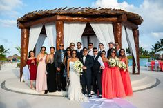 wedding party | wedding | Gallery | Best Destination Wedding (82082)