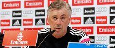 """.@MrAncelotti : """"Tendremos que ser el mejor Real Madrid para ganar al Levante"""""""