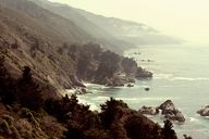 A Blustery Coast