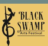 Black Swamp Arts Festival - Bowling Green Ohio - this is there logo.