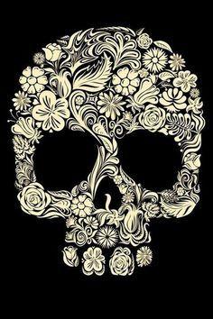 mexican skull - Buscar con Google