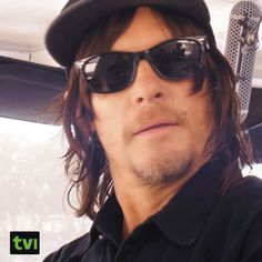 Talking Norman Reedus Gossip & News