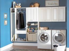 Laundry Room Cabinets Things To Know – Basement Decoration Ideas