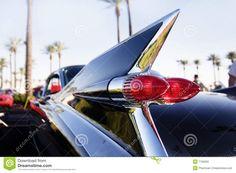 Automobile Ripristinata Americana Classica Fotografia Stock - Immagine: 7159302