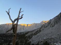 Sun Dropping Low in Southern Sierras (c Roger Kempler)