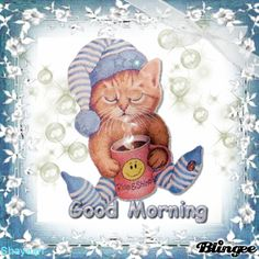 Image result for good morning blingee images