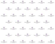 10x8 Step & Repeat Banner Full Digital Printing