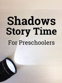 Shadows Story Time for Preschoolers Shadow Preschool Lesson Plans, Preschool Themes, Preschool Science, Preschool Classroom, Classroom Ideas, Preschool Songs, Preschool Crafts, Preschool Groundhog, Groundhog Day Activities