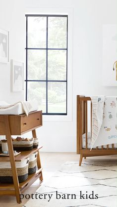 Create a happy and healthy space for your little one on the way! From non-toxic furniture to organic bedding make your space safe!