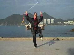Yang Style Tai Chi Sword 32-Form. I haven't really gotten the hang of this one yet.http://taichicircle.vidlify.net