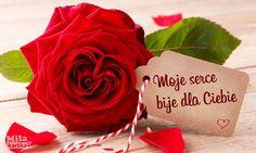 Dla Ciebie moje Serce #walentynki #polska #miłość #kochanie #róże #poland #kartki #valentines #love #kocham #serce #relationship #cytaty #kwiaty Birthday Wishes, Happy Birthday, Rose Varieties, Romance And Love, Floating Candles, Purple Roses, Red Flowers, Love Valentines, Photo Wallpaper