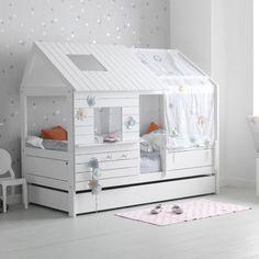 Kinderbett baumhütte  Kinderbett
