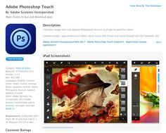 Adobe Photoshop for iPad 2 Launches Prematurely - Release Expected This Monday
