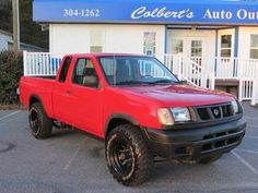 Vehicles for Sale in Hickory, NC. View our Colberts Auto Outlet inventory to find the right vehicle to fit your style and budget! Frontier Truck, Camping Stuff, 4x4 Trucks, Broncos, Jeeps, Cars And Motorcycles, Hot Wheels, Cars For Sale, Infinity