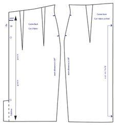 High Waisted Skirt pattern/how to    http://marmaladekiss.blogspot.com/2011/03/high-waisted-pencil-skirt-pattern.html