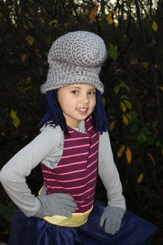 Smurf Vexy EASY Crochet Pattern size child and by HulaLoopDesigns, $5.50