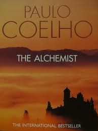 The Alchemist by Paulo Coelho Paulo Coelho's enchanting novel has inspired a devoted following around the world. This story, dazzling in its powerful simplicity and inspiring wisdom, is about an Andalusian shepherd boy named Santiago who travels from his homeland in Spain to the Egyptian desert in search of a treasure buried in the Pyramids. Along the way he meets a Gypsy woman, a man who calls himself king, and an alchemist, all of whom point Santiago in the direction of his quest.