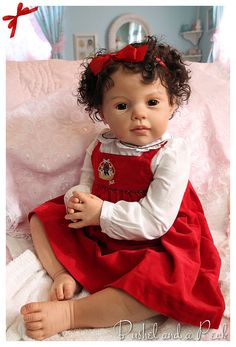 CUSTOM Order for Reborn LOUISA Toddler by BushelandaPeckReborn