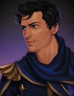 Dorian, Throne of glass