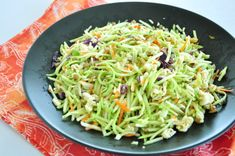 Oriental Ramen Broccoli Coleslaw Recipe - Food.com: Food.com
