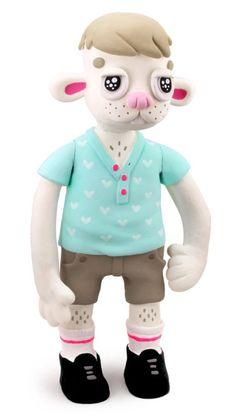 Jon Knox's New Kimberly & Diedra Figures & Custom Cody