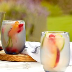 Beautiful unbreakable glasses to enjoy a glass of wine by the pool, lake, beach, or mountain picnic