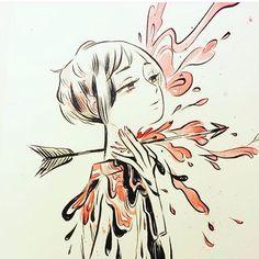 Arrow by maruti bitamin on Instagram