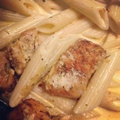 Cajun Chicken Pasta, my favorite recipe.