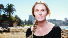 Elke Krieg, 26, from Cronulla, was struck down with Lyme disease three years ago, which i