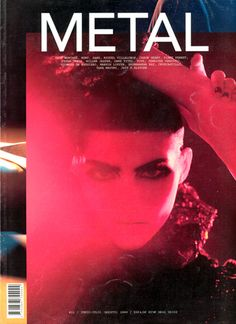TITLE: METAL | ISSUE: 11 | ORIGIN: SPAIN | MONTH: JUN/JUL  | YEAR: 2008    SOURCE: OZON ARCHIVES
